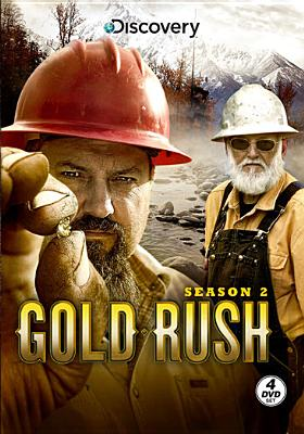 GOLD RUSH:SEASON 2 BY GOLD RUSH (DVD)