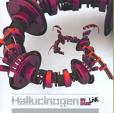 IN DUB LIVE BY HALLUCINOGEN (CD)