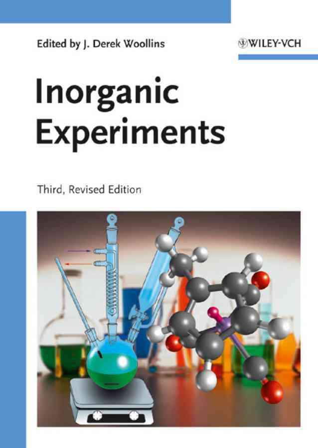 Inorganic Experiments By Woollins, J. Derek (EDT)